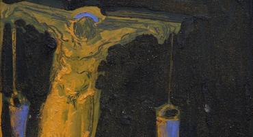 """""""Dialog"""" Rocheckiego w Galerii MS [ZDJĘCIA]"""