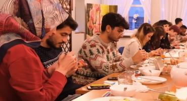 Zagraniczni studenci PWSZ poznali wielkanocne tradycje [VIDEO]