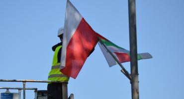 Biało-czerwona Piła. Wywieś flagę [VIDEO][ZDJĘCIA]
