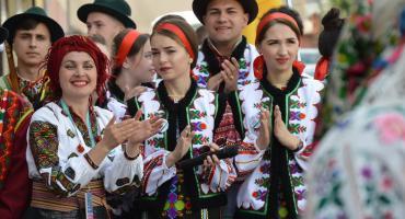 Folklor, tradycja i zabawa. Trwają Bukowińskie Spotkania [VIDEO][ZDJĘCIA]