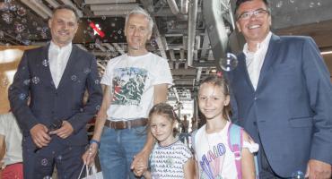 Siedmioletnia pilanka 9-milionowym gościem Centrum Nauki Kopernik