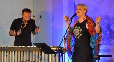 Krystyna Stańko Trio w Pile. Koncert w ogrodzie Muzeum Staszica [ZDJĘCIA]