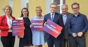 """Dariusz Standerski zaprezentował """"Pakt dla Piły"""""""