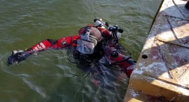 Podwodne szkolenie pilskich strażaków [ZDJĘCIA]
