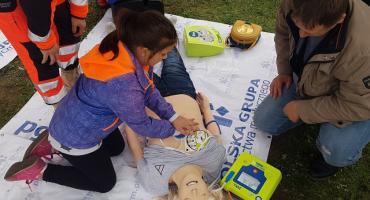 Naucz się ratować życie. Rodzinne Warsztaty Pierwszej Pomocy w Pile