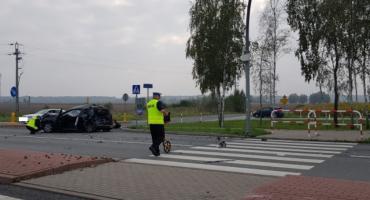 Tragiczny wypadek na DK11 pod Chodzieżą [ZDJĘCIA]