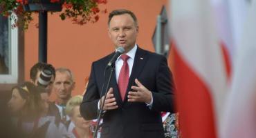 Prezydent Andrzej Duda ponownie odwiedzi nasz region