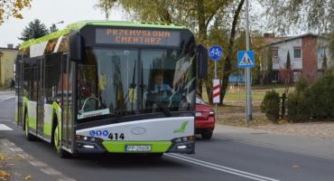 Bezpłatne autobusy na cmentarz w Pile. MZK na Wszystkich Świętych