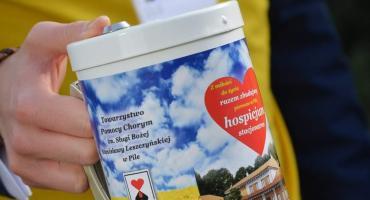 Rekordowa zbiórka na hospicjum