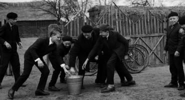Lany Poniedziałek na Kurpiach, sprzed 60 lat