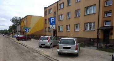 Parking dla pani Ewy zostaje!