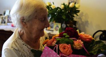 Rówieśniczka Niepodległej – 100 – lecie urodzin Pani Romany Pawłow