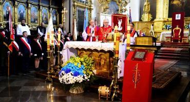 Msza odpustowa w bazylice - RELACJA FILMOWA