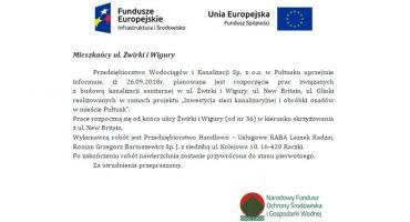 Mieszkańcy ul. Żwirki i Wigury