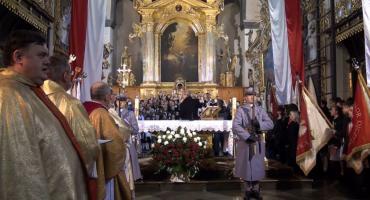 Mazurek Dąbrowskiego na 100 - lecie odzyskania Niepodległości