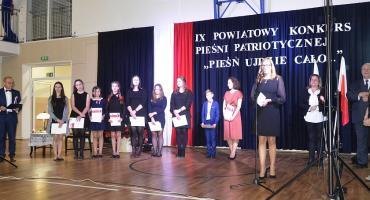 Pieśń ujdzie cało – IX Powiatowy Konkurs Pieśni Patriotycznej