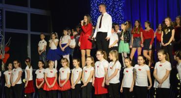 """Gala talentów PSP nr 4 i rozstrzygnięcie konkursu """"ZDROWA JA"""""""