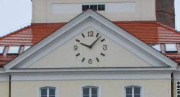 Awaria ratuszowego zegara
