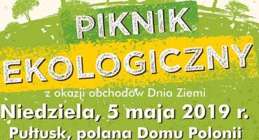 Piknik Ekologiczny w Domu Polonii - zaproszenie