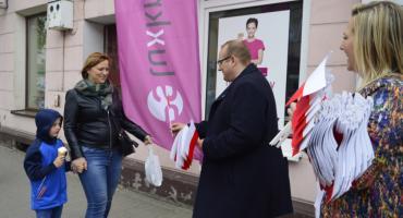 Dzień flagi narodowej w Pułtusku