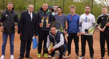 Sezon tenisowy na kortach MOSiR otwarty
