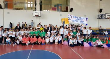 II Olimpiada Profilaktyczno – Sportowa pierwszaków