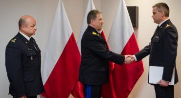 Powołanie bryg. Stanisława Brzozowskiego