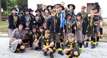 Harcerze z Winnicy pojechali na Zlot 30-lecia ZHR