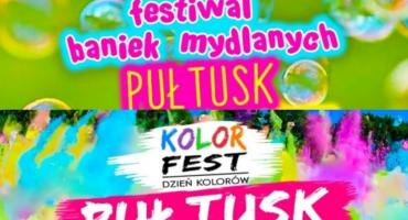 Festiwal baniek i Kolor Fest już w najbliższą niedzielę