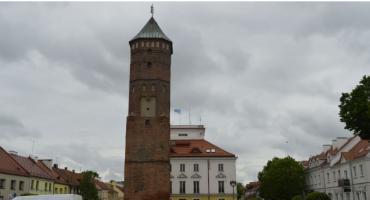 Remont wieży ratuszowej od poniedziałku