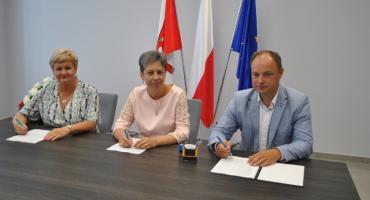 Nowy most przez Niestępówkę w Koziegłowach