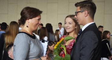 Rozpoczęcie roku szkolnego w LO im. Piotra Skargi