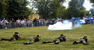 Piknik militarny w Pułtusku - FOTOGALERIA + VIDEO