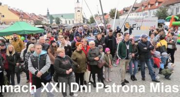 DNI PATRONA - stoiska na rynku - RELACJA FILMOWA