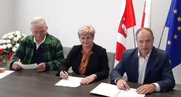 Podpisanie umowy na rozbudowę ul. Białowiejskiej