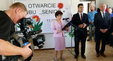 Otwarcie Klubu Seniora w Mieszkach Leśnikach