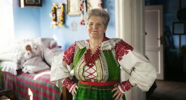 Halina Witkowska nagrodzona przez Marszałka