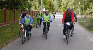 Rajd rowerowy na 100 – lecie PKOL