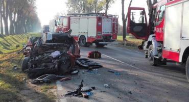 32 - letni mieszkaniec Pułtuska w szpitalu - nowe informacje w sprawie wypadku w Łubienicy