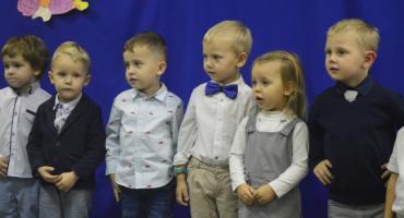 Pasowanie przedszkolaków w filii miejskiej Czwórki