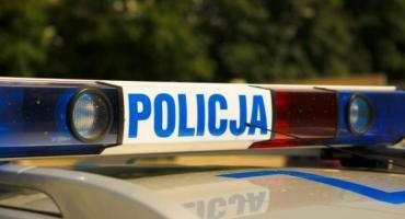 Wypadek na skrzyżowaniu w Klukowie