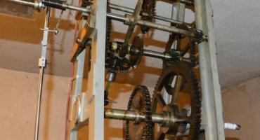 Mechanizm ratuszowego zegara będzie przekazany na licytację WOŚP