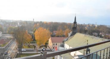 Zaproszenie do zwiedzania dzwonnicy i wejścia na taras widokowy