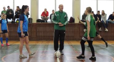 Mistrzostwa Powiatu w halowej piłce nożnej dziewcząt