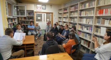 """""""Czytam, więc jestem"""" - projekt edukacyjny w Ruszkowskim"""