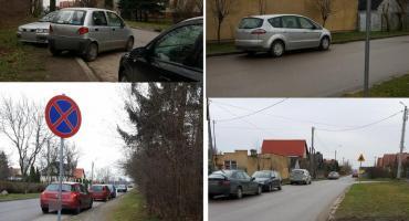 Garwolin – Problem z parkowaniem w okolicy szpitala nie zniknął