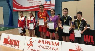 Cztery medale zawodników MKS Garwolin na zawodach w Zielonce