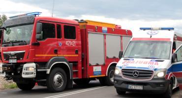 Chciał się zabić – samobójcę uratowali strażacy