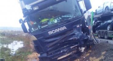 Śmiertelny wypadek na DK17 - droga zablokowana