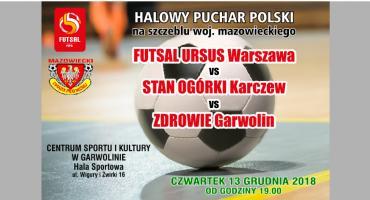 Puchar Polski w Futsalu ponownie w Garwolinie